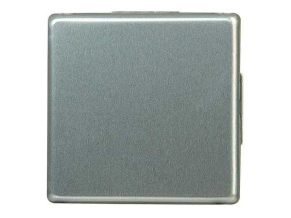 Kreuzschalter stahl Serie Vision - Kopp (643720080)