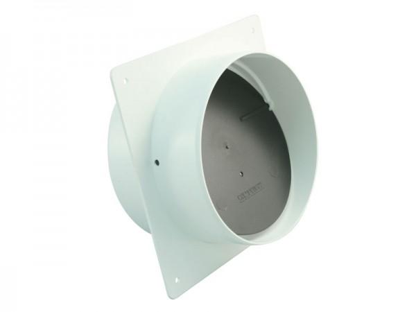 Marley Maueranschlussstutzen mit selbsttätiger Rückstauklappe Ø 125 mm (061078)