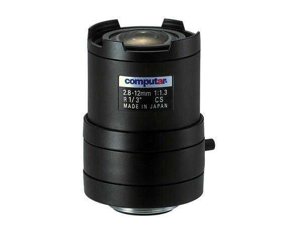 Computar T4Z2813CS-IR Infrarot-Vario-Objektiv mit manueller Blende