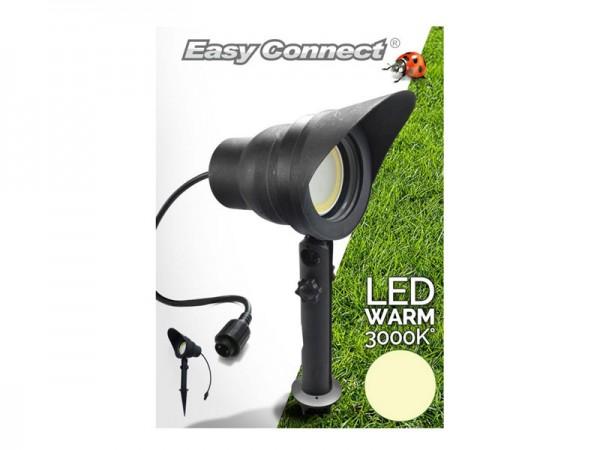 Easy Connect LED Strahler Avant schwarz (65220)