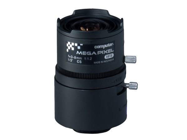 Computar T3Z0312CS-MPIR HD-MEGAPIXEL Objektiv (Tag/Nacht)