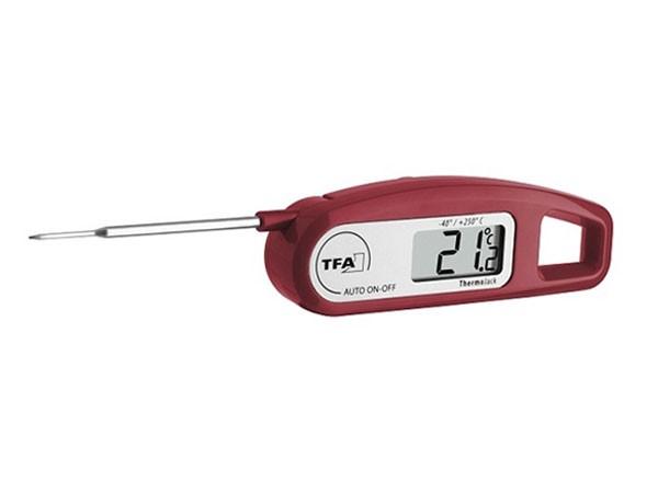 TFA 30.1047.04 Universal-Küchen-Einstichthermometer Thermo Jack