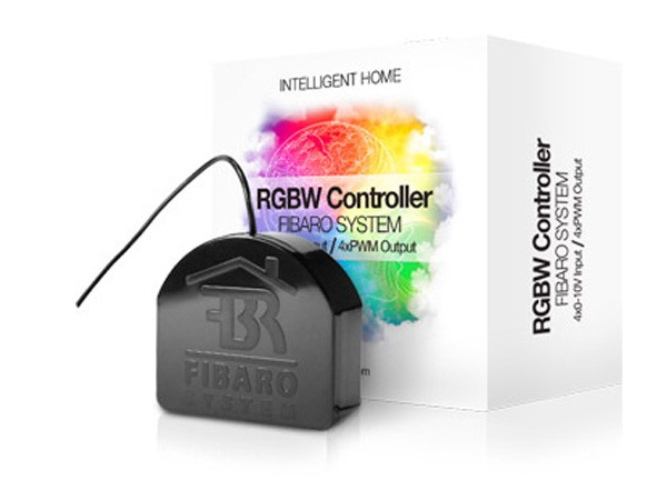 Fibaro RGBW Modul Z-Wave (FIB_FGRGBW)