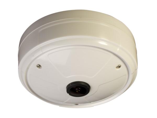 Ganz PixelPro GXi IP-Domekamera mit Videoanalyse (ZN-D212XE)