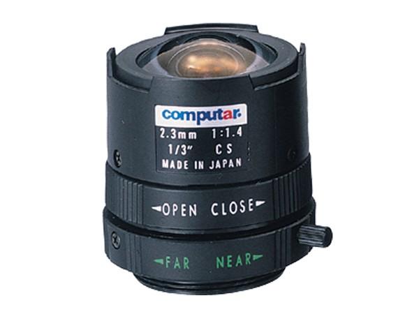 Computar T2314FICS Objektiv mit manueller Blende