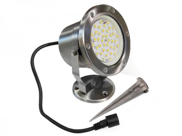 Easy Connect LED Edelstahl Strahler (65828)