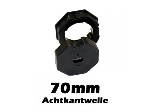 Jarolift SL45 Motoradapter für 70 mm Achtkantwelle