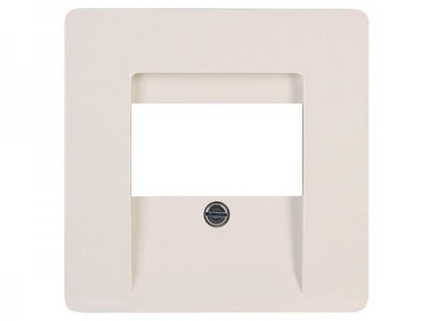 TAE-Abdeckung Serie Paris creme-weiß - Kopp (326001186)