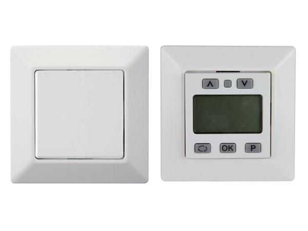 REV iComfort Set - Jalousiesteuerung und Jalousieschalter (86210103)