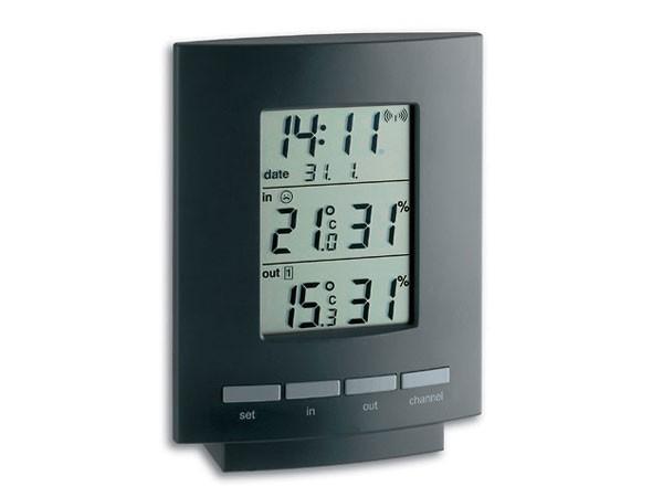 TFA 30.3013.IT Funk-Thermo-Hygrometer MAXIM II