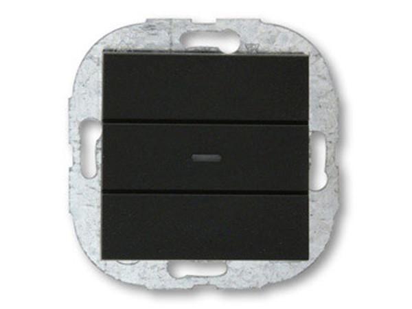 REV Ritter Düwi ArchiTaste Kontroll-Wechselschalter mit Glimmlampe, soft touch (44194)