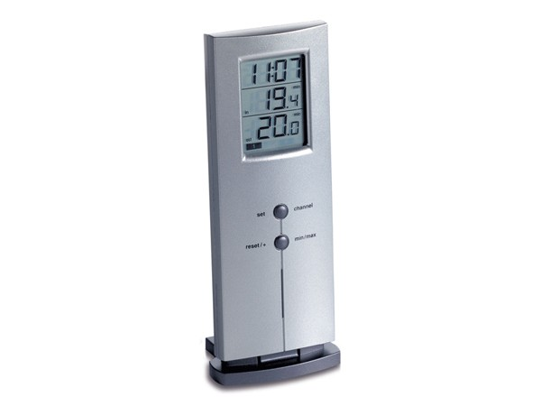 TFA 30.3009.54.IT LOGO Funk-Thermometer