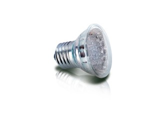 Easy Connect Leuchtmittel LED 1 W E27 weiss dimmbar (66800)