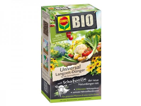 Compo Bio Universal Langzeit-Dünger mit Schafwolle 2 kg (20273)