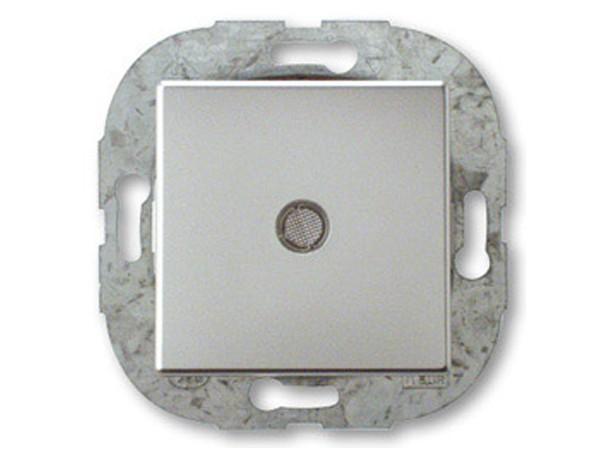 REV Ritter Düwi Arcada Kontroll-Wechselschalter mit Glimmlampe, chrom (38191)