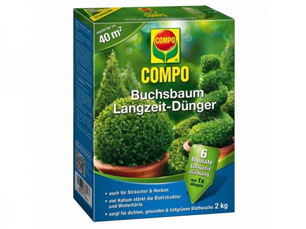 Compo Buchsbaum Langzeit-Dünger 850 g (21580)