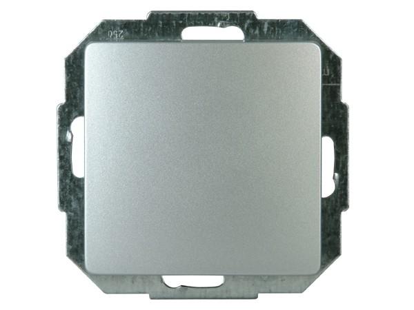 Kreuzschalter Serie Paris silber - Kopp (650720084)