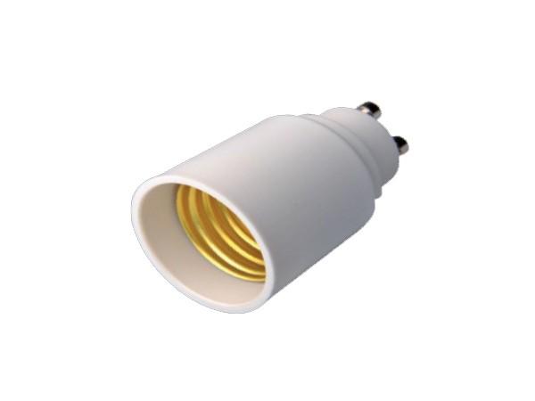Adapter GU10 auf E27 (LA-ZKC-A1027)
