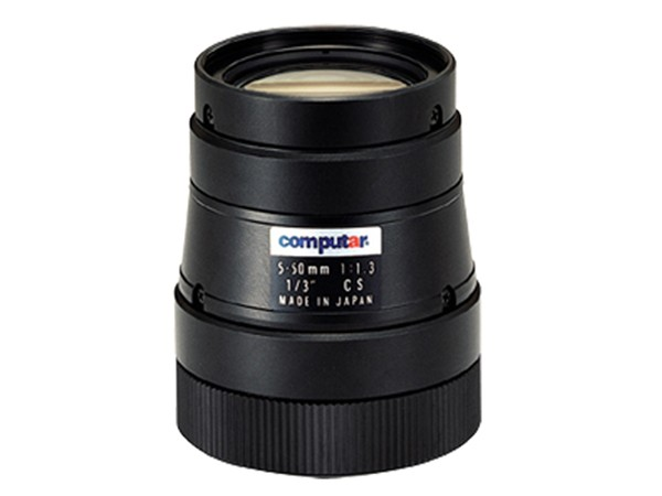 Computar T10Z0513CS Vario-Objektiv mit manueller Blende