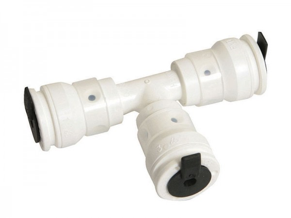 Marley AquaStec T-Stück, 3-fach Rohranschluss 20 x 16 x 20 (470320)