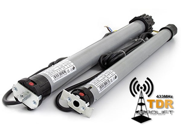 Jarolift Elektronischer Funk-Rohrmotor 30Nm TDEF 30/13 (SW60)