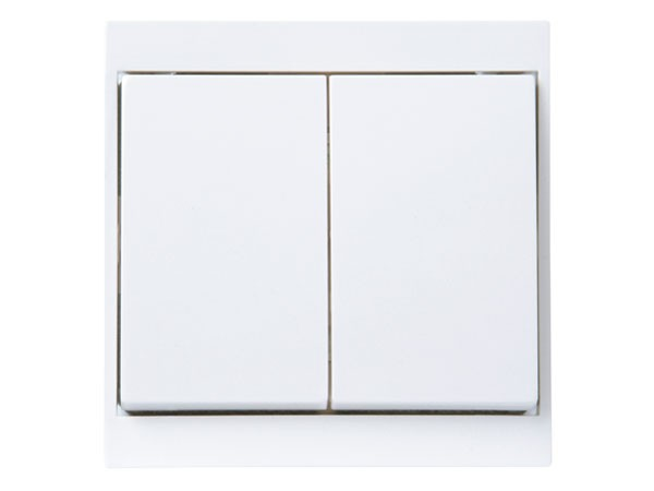 Serienschalter arktis-weiß Serie Malta - Kopp (620513083)