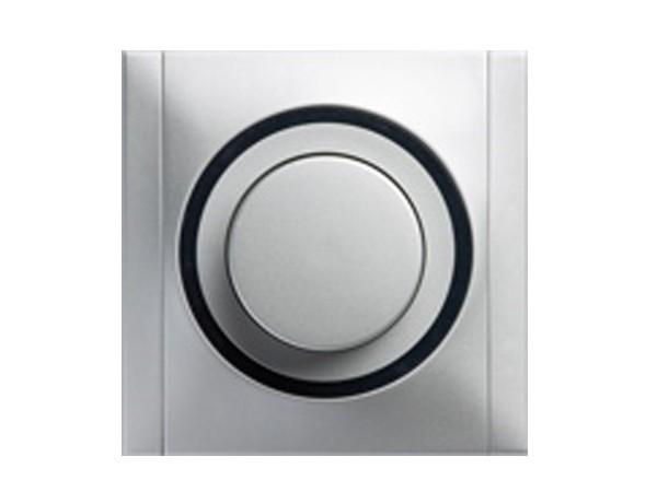 Helligkeitsregler für elektronische Trafos 20-300VA titan/grau Serie Ascoli - REV-Ritter (00929208)
