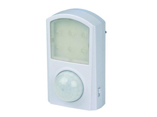 LED-Nachtlicht mit Bewegungsmelder - REV-Ritter (0502234555)