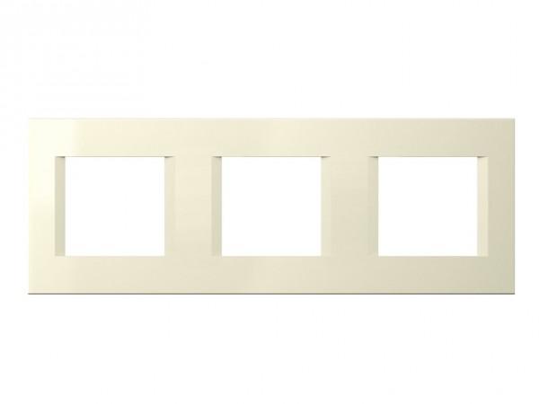TEM Serie Modul Plus LINE Abdeckrahmen 3x2M beige (OL26IW-U)