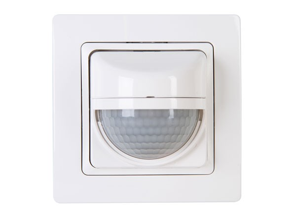 infraControl Bewegungsmelder 3D 180º UP IP20 Serie Paris / Objekt HK 05 arktis-weiß Kopp (840602057)