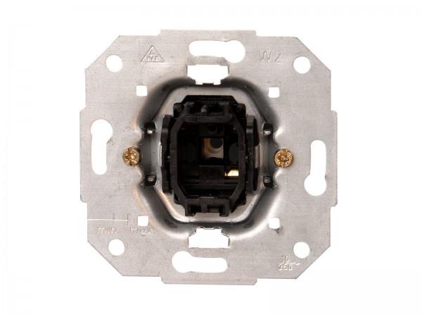 Taster (Wechsler) mit N-Klemme Sockel 10A, 250V~