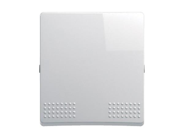 Flächenwippe ohne Linse weiss-duroplast Serie ekonomik (TE10CO)
