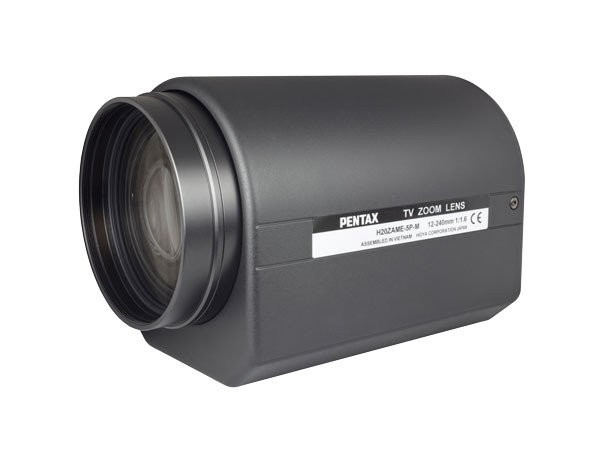 PENTAX CCTV Zoom-Objektiv 2-motorisch C61240MWX - H20ZAME-5F-M (WX)