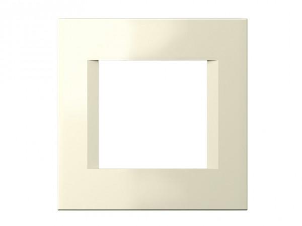 TEM Serie Modul Plus LINE Abdeckrahmen 2M beige (OL20IW-U)