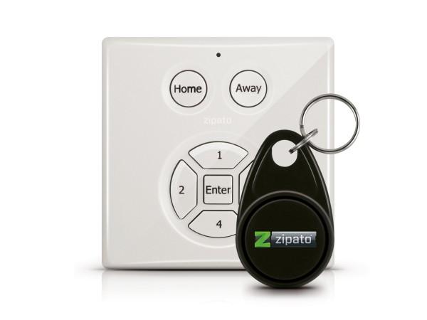 Z-Wave Zipato RFID Keypad + RFID Chip (ZIPERFID)