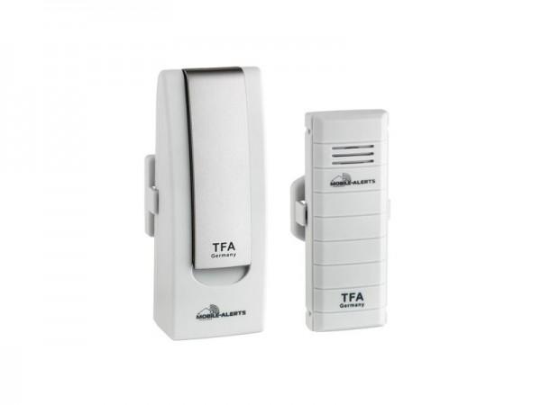 TFA 31.4001.02 WeatherHub Temperatur-Monitor für Smartphones (iOS und Android) - Starter Set 1