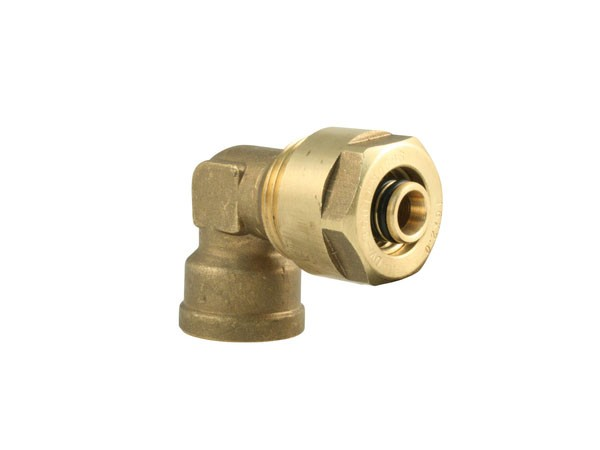 Marley DreMa Compact Winkel 90 Grad 1/2 Zoll IG x 16mm Anschluss (Nr.108)