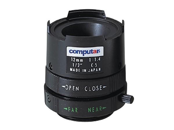 Computar H1214FICS Objektiv mit manueller Blende
