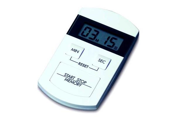 TFA 38.2005 Elektronischer Timer und Stoppuhr (weiß)
